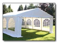 partytent 5x8 off