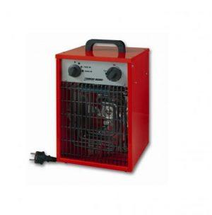 Rode elektrische heater