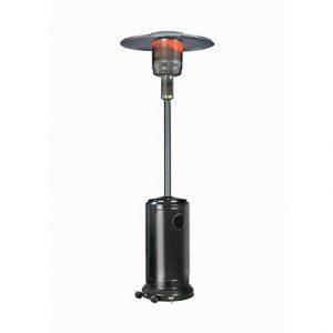 Patio heater voor het verwarmen van uw terras
