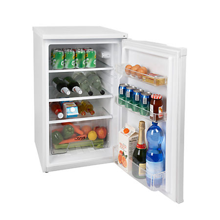 koelkast met 92 liter inhoud wit