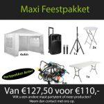 Maxi feestpakket huren Nijmegen