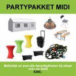 Partypakket Midi huren Nijmegen