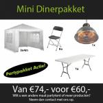 Mini dinerpakket huren Nijmegen